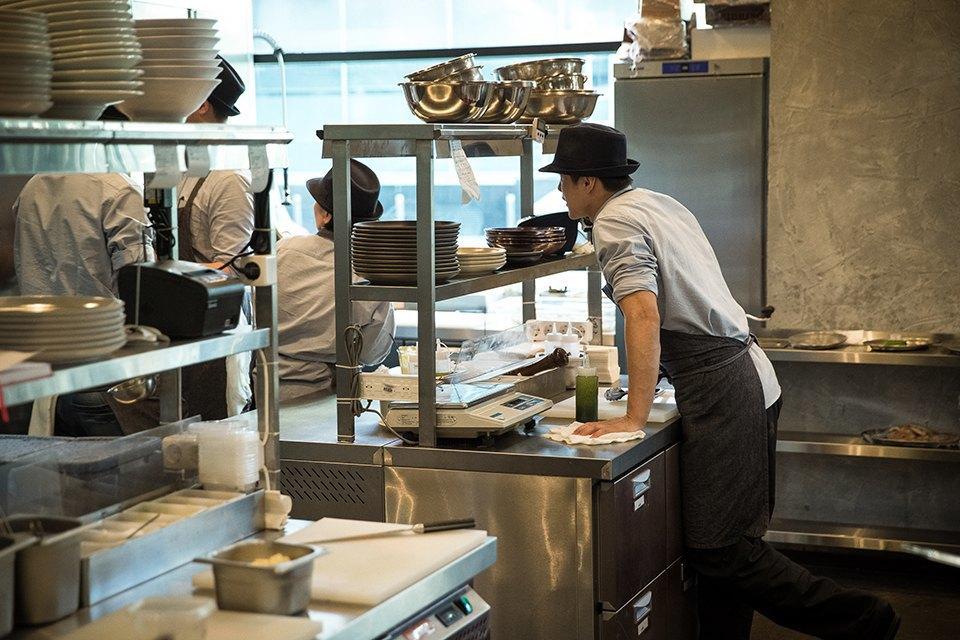 Ресторан AQ Kitchen. Изображение № 11.