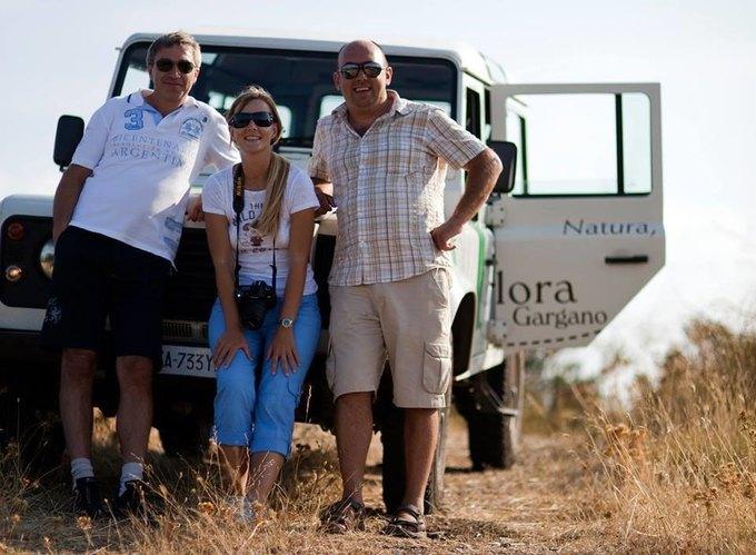 После поездки на внедорожнике по территории национального парка «Гаргано». Изображение № 4.