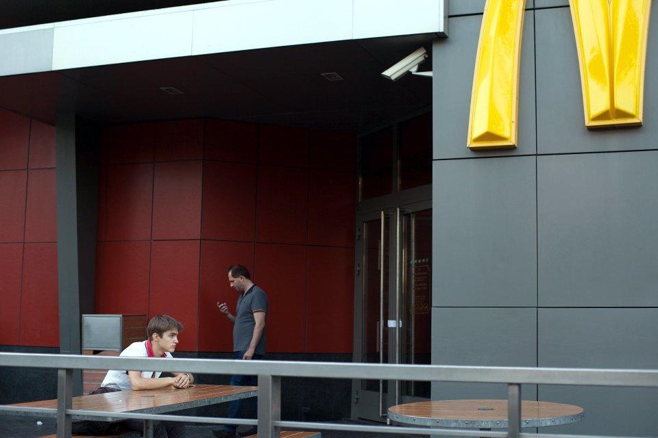Закрытый «Макдоналдс» наПушкинской. Изображение № 7.