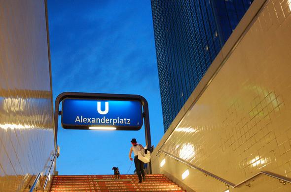 Изображение 16. Восточный Берлин (часть 2).. Изображение № 1.