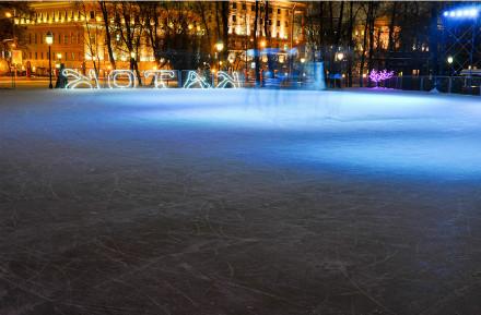 Лёд тронулся: Зимние катки в Москве. Изображение № 13.