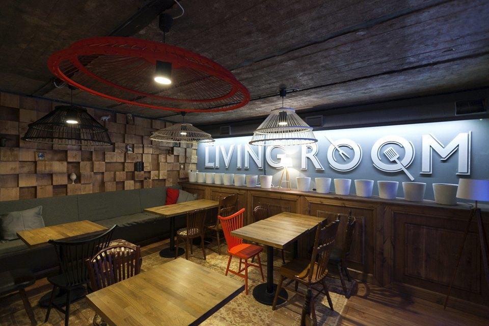 Кафе-бар The Living Room на Большой Зеленина. Изображение № 1.