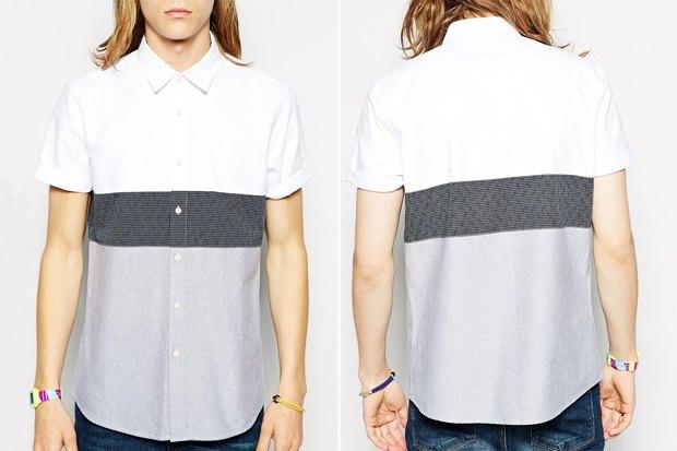 Где купить мужскую рубашку: 9вариантов отодной до 11тысяч рублей. Изображение № 3.