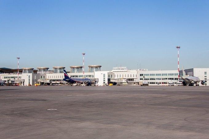 Аэропорт Пулково открыл новое здание для обслуживания внутренних рейсов . Изображение № 3.