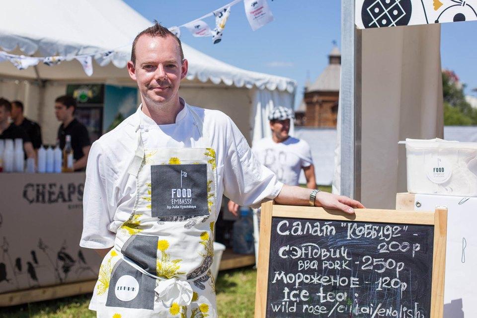 Шеф-повар Food Embassy Дэниел Фиппард. Изображение № 14.