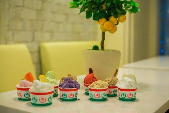 В Центральном детском магазине на Лубянке открывается кафе «Пломбир» итальянца Серджио Дондоли. Изображение № 2.