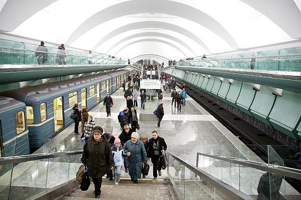 В Москве открылись три новые станции метро. Изображение № 9.