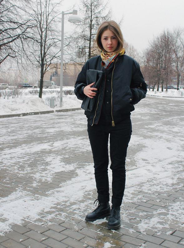 Внешний вид: Анна Орлова, видеопродюсер. Изображение № 1.