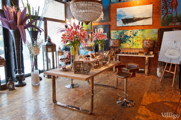 Новое место: Галерея-салон L&S Gallery. Изображение № 2.