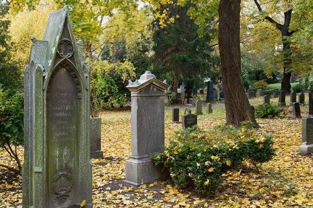 Как устроено первое вмире лесбийское кладбище . Изображение № 2.