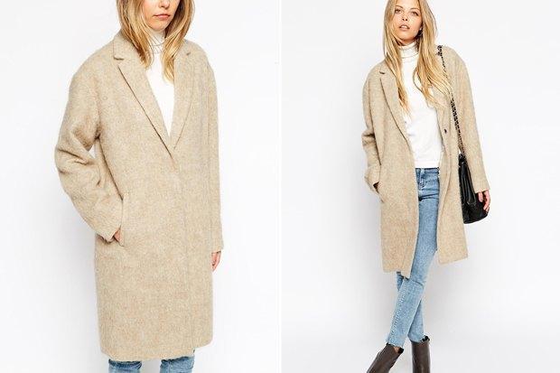 Где купить женское пальто: 9вариантов от 3500 до 15500рублей. Изображение № 7.