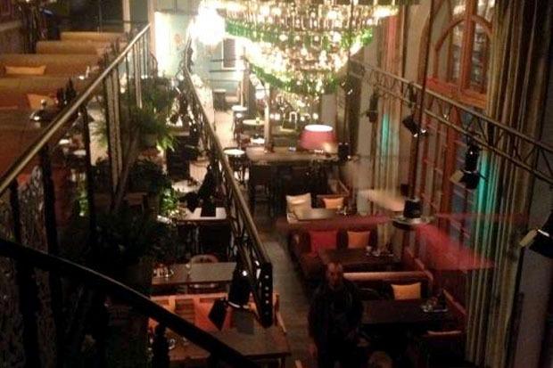 На днях в доме Мертенса открется ресторан-кондитерская Bengel & Zaek. Изображение № 4.