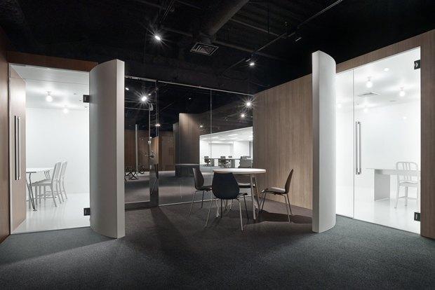 Новые подходы корганизации офисного пространства. Изображение № 10.