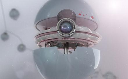 Кадр из анимационного фильма студии Wow —The View from There, 2008 год, Япония. Изображение № 5.