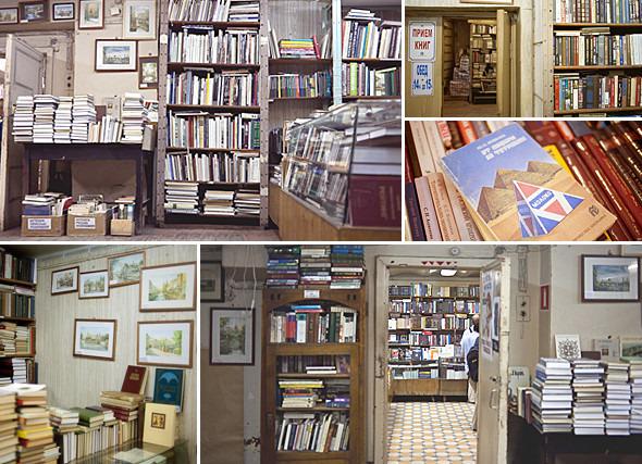Книжный мир: 6 букинистических магазинов в Петербурге. Изображение № 13.