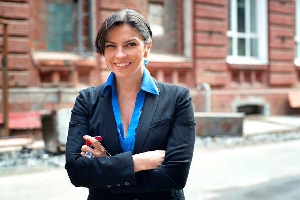 Наталья Синдеева, генеральный директор телеканала «Дождь». Изображение № 9.