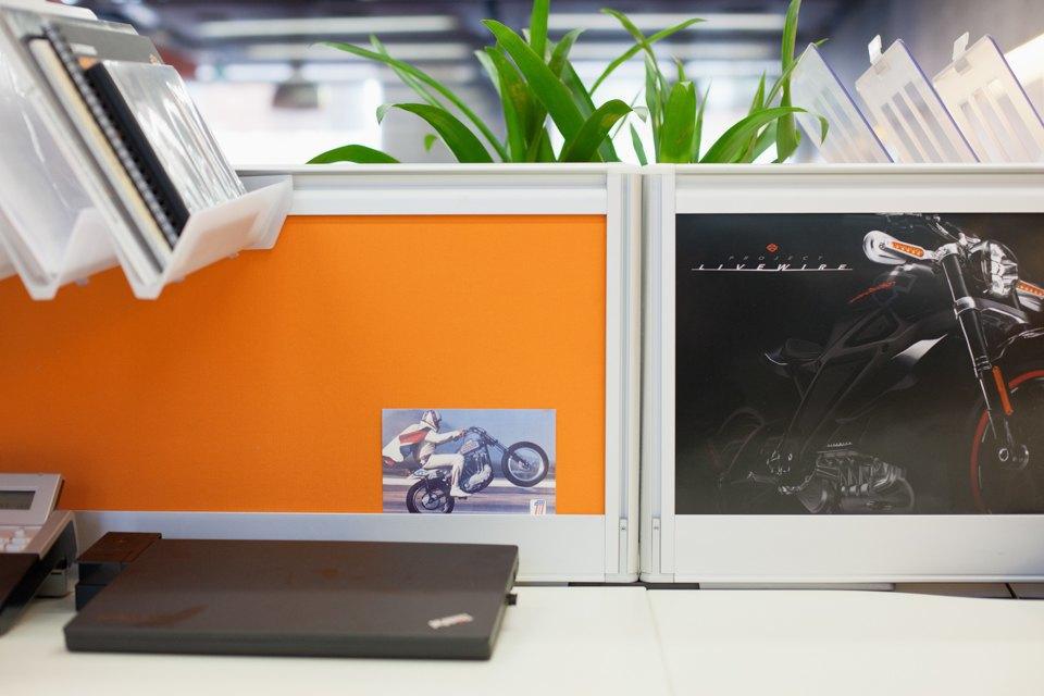 Как работают в Harley-Davidson. Изображение № 10.
