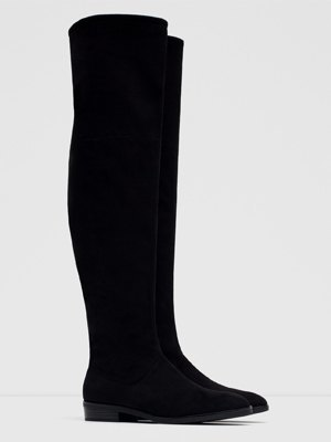 33 пары женской обуви на зиму. Изображение № 9.