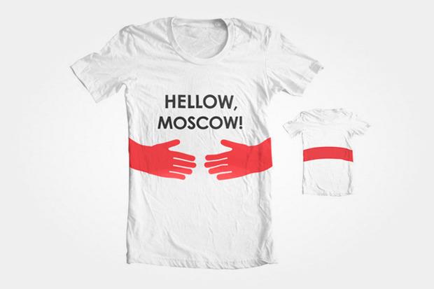 Пять идей для логотипа Москвы. Изображение № 54.