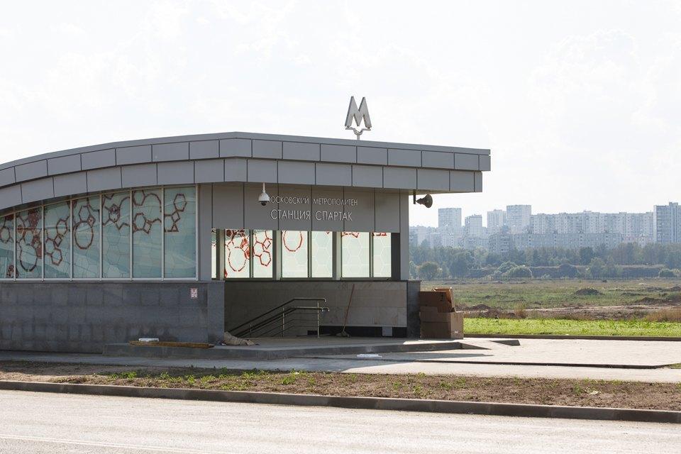 Стадион «Спартака». Изображение № 24.