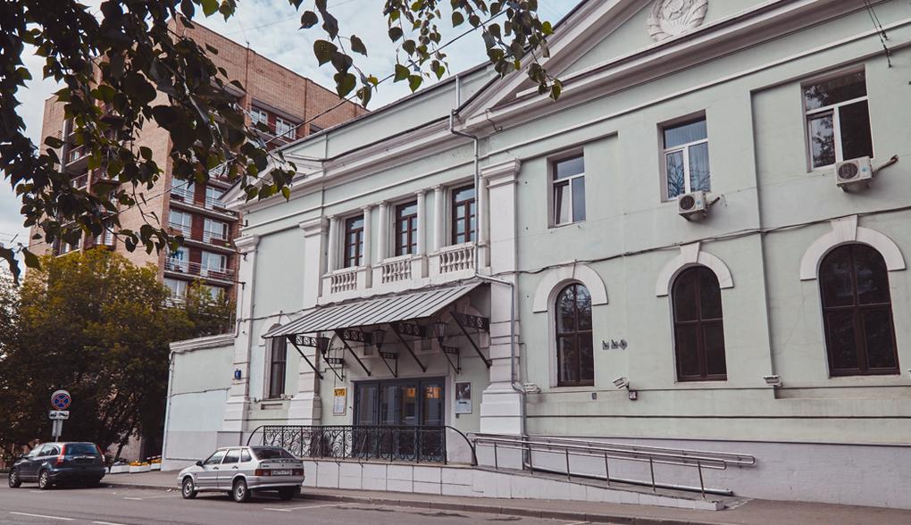 «Гоголь-центр», ул. Казакова, 8 . Изображение № 44.