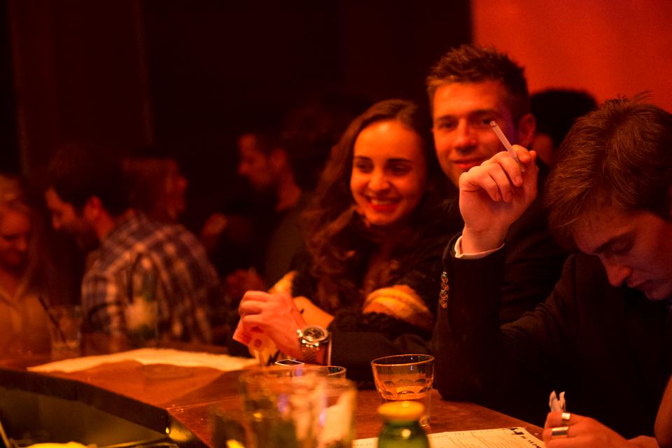 Последний день курения в клубах, ресторанах ибарах. Изображение № 8.