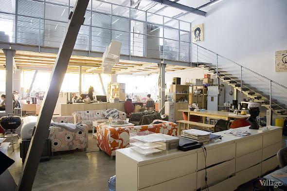 Офис недели: The Creative Factory. Изображение № 5.