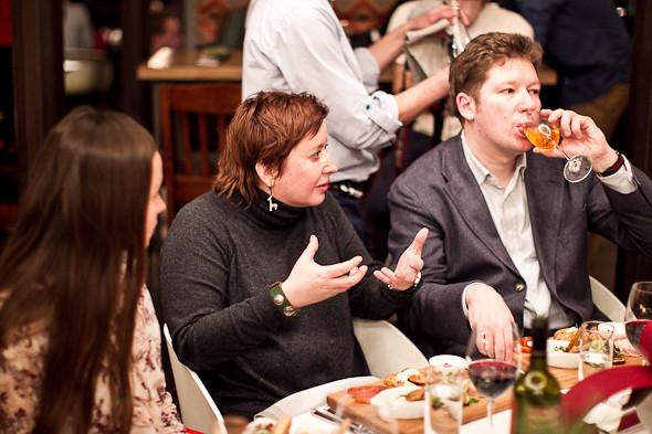 Разговоры на ужине: Гражданские инициативы. Изображение № 18.