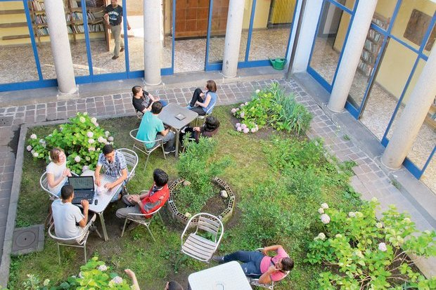 Иностранный опыт: Дома-коммуны в четырёх мегаполисах. Изображение № 33.