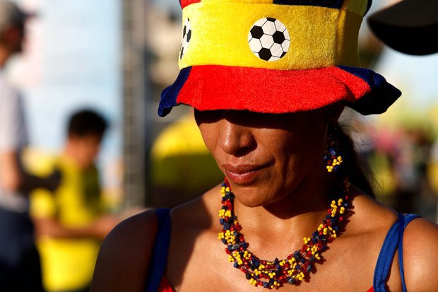 Что происходит в Рио-де-Жанейро во время чемпионата мира по футболу. Изображение № 6.