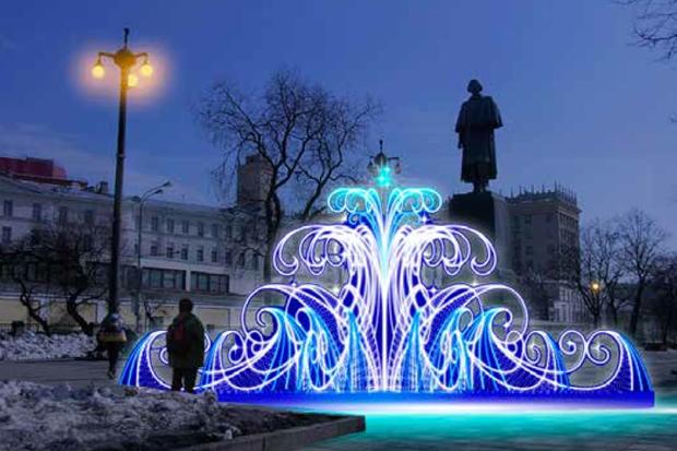 Как украсят Москву кНовомугоду. Изображение № 25.