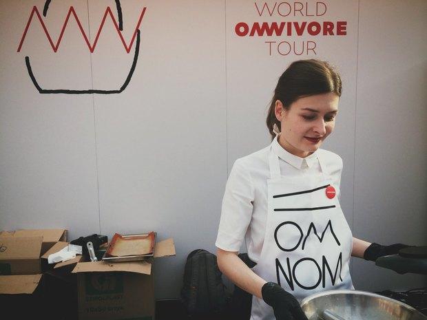 Трансляция Omnivore: Первый день мастер-классов иужины. Изображение № 73.
