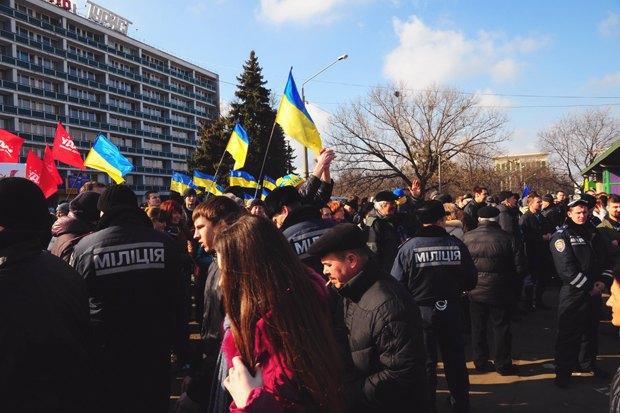 Этот день побега: Гражданское противостояние вХарькове. Изображение № 3.