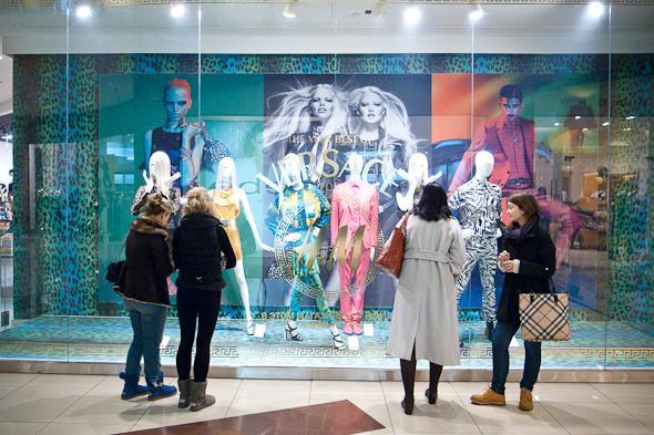Размер не имеет значения: Начало продаж Versace for H&M. Изображение № 15.