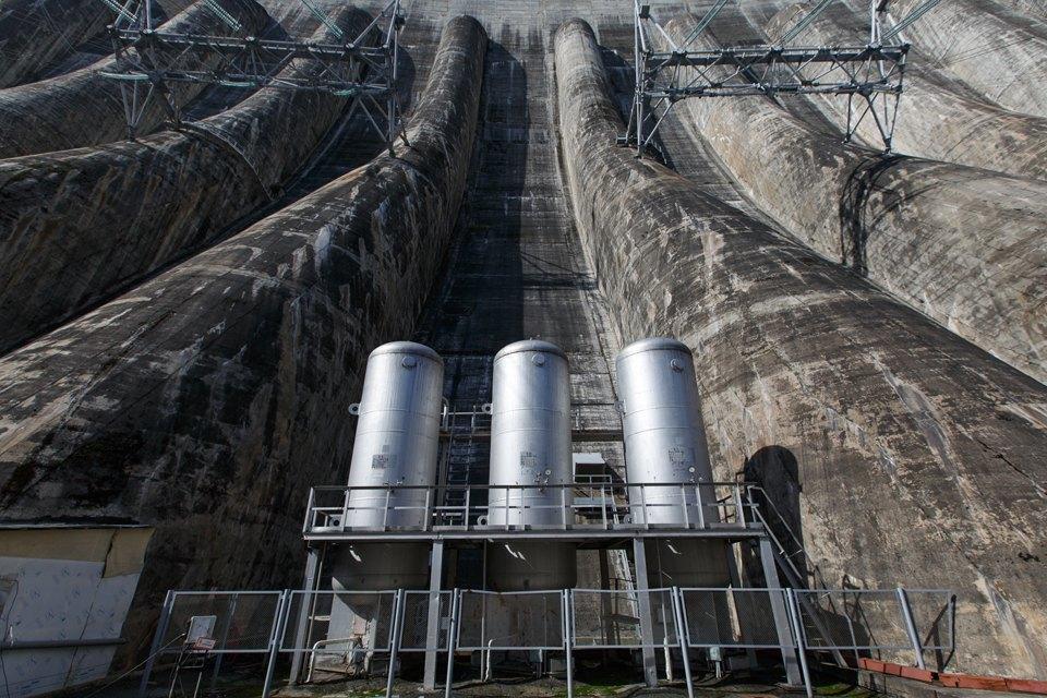 Как работает гидроэлектростанция. Изображение № 8.