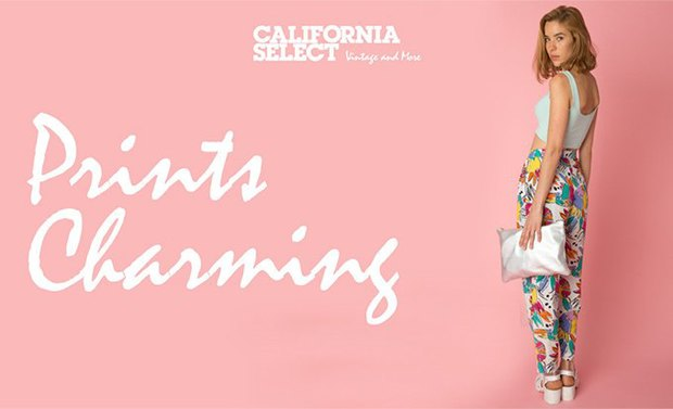 Рекламная кампания American Apparel Prints Charming. Изображение № 7.