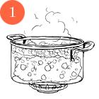 Рецепты шефов: Красный хумус, бабагануш, долма ипшеничные лепешки. Изображение № 3.