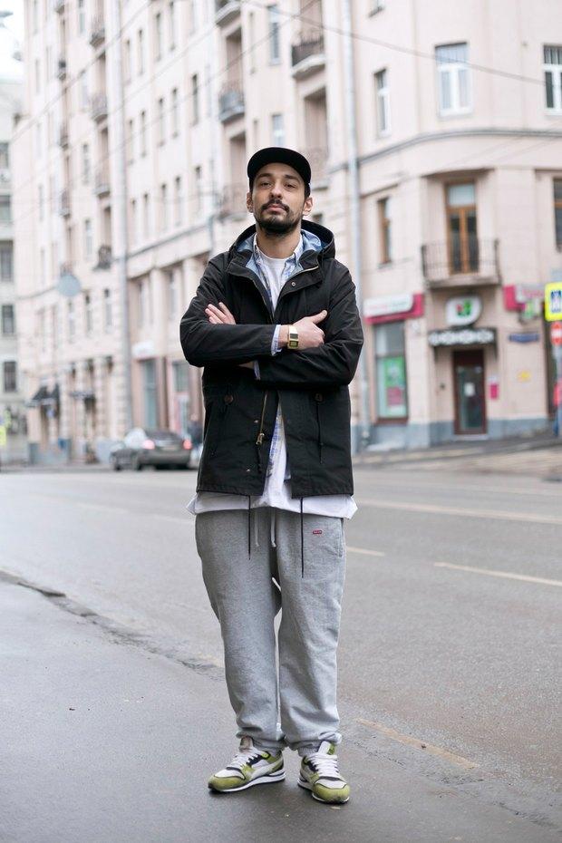 Антон Лымарев, музыкант. Изображение № 1.