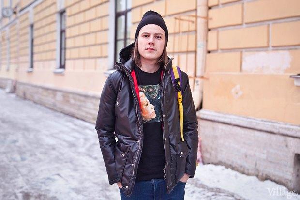 Внешний вид: Андрей Кравцов, основатель марки SH'U. Изображение № 5.