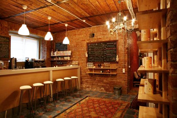 Вегетарианская Москва: 10 кафе, ресторанов исервисов доставки. Изображение № 83.