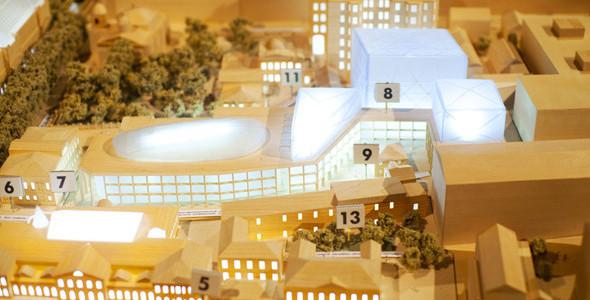Пушкинский музей: Проект реконструкции. Изображение № 45.