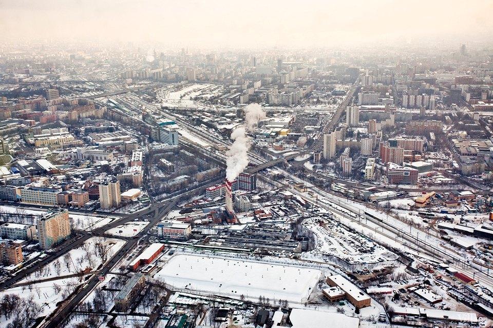 Лучший вид на этот город: 7 смотровых площадок вМоскве. Изображение № 68.