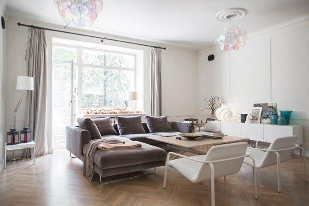 Избранное: 16 дизайнерских квартир. Изображение № 12.