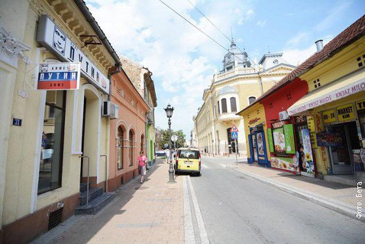 Кафе в Сербии назвали в честь Владимира Путина. Изображение № 1.
