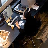 6 офисов архитектурных бюро: NB Studio, Za Bor, Speech, Wowhaus, «Один к одному», «Студия 44». Изображение № 9.