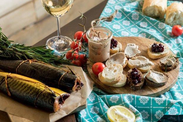 Новый ресторан Новикова, одесская кухня и доставка еды из ресторанов за 99 рублей. Изображение № 1.