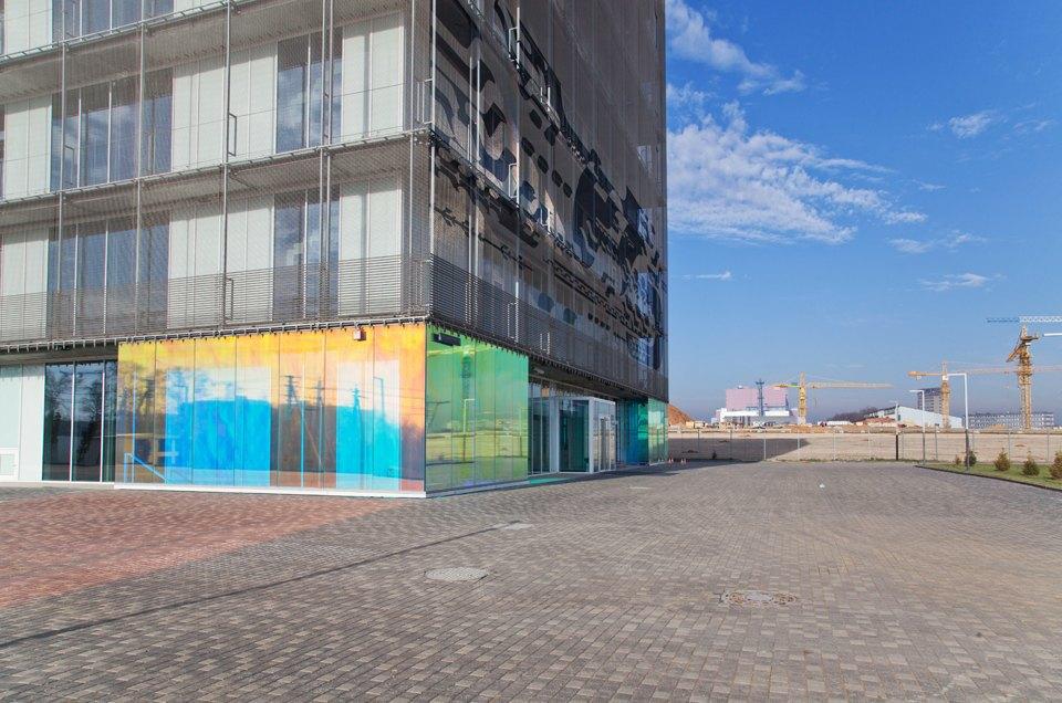«Гиперкуб», первое здание инновационного центра «Сколково». Изображение № 6.