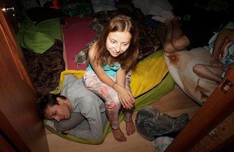 Эксперимент The Village: Каково жить в резиновой квартире. Изображение № 9.