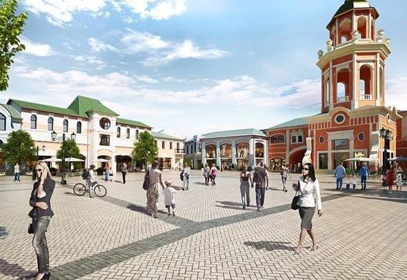 Изображение 15. В Котельниках откроется крупный аутлет-центр.. Изображение № 16.