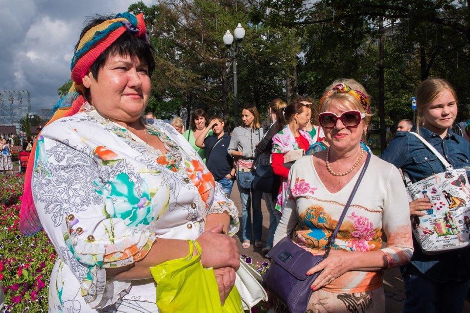 Шествие бабушек наТверской. Изображение № 8.